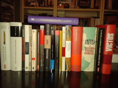 Los míos (y la realidad) de 2012