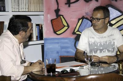 Álvaro Begines, el arte del humor comprometido