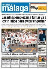 """Cayó """"El Correo de Málaga"""""""