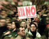 La manifestación