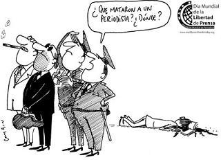 Filipinas, periodistas al fondo