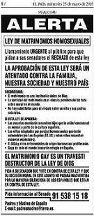 """""""El País"""" y la mala publicidad"""