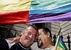 Matrimonios homosexuales, legales